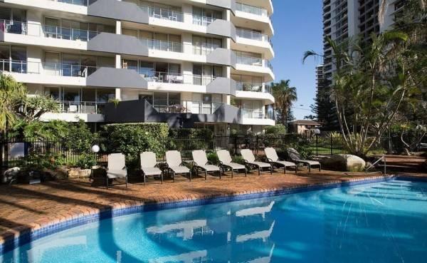 Hotel Baronnet Apartments