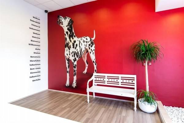 Design Hostel 101Dalmatinac