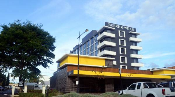 Burke and Wills Hotel