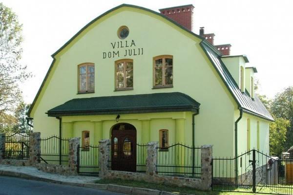 Hotel Villa Dom Julii