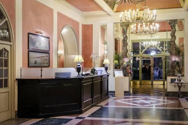 Hotel Eurostars Centrale Palace