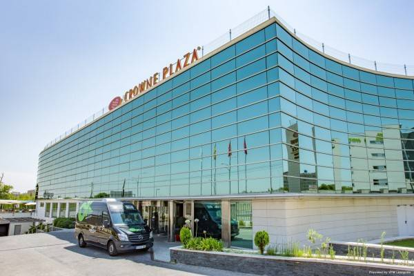 Hotel Crowne Plaza MADRID AIRPORT