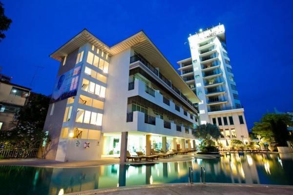 The Pattaya Discovery Beach Hotel Pattaya