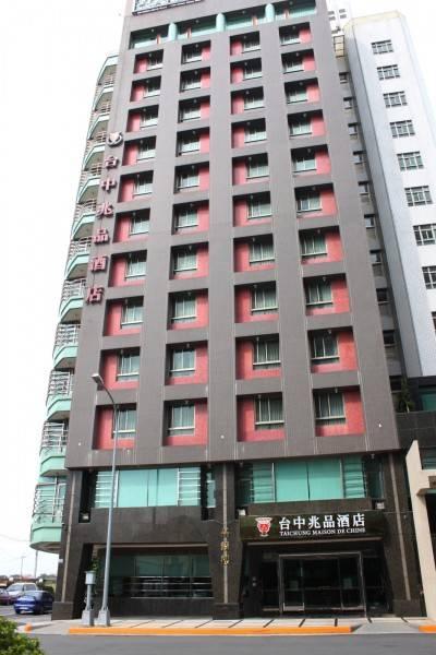 Hotel Maison de Chine-Pin Chen Building