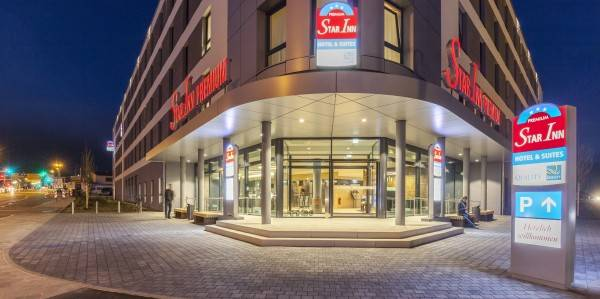 Star Inn Hotel & Suites Premium Heidelberg by Quality