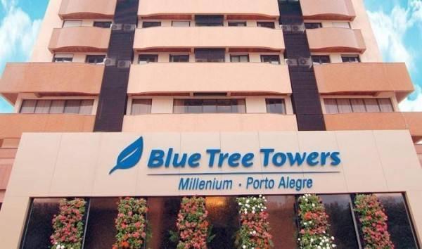 Hotel Blue Tree Towers Millenium