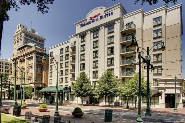 Hotel SpringHill Suites Memphis Downtown