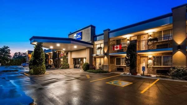 Hotel BEST WESTERN HALTON HILLS