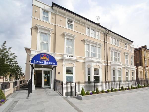 Hotel Best Western London Highbury