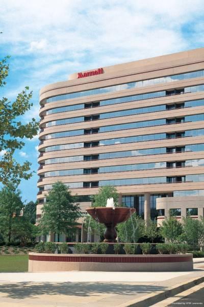Hotel Bethesda Marriott Suites