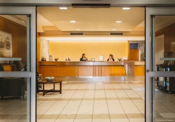 Hotel Crowne Plaza SAN FRANCISCO AIRPORT