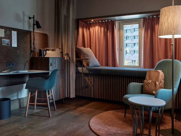 Hotel Downtown Camper by Scandic