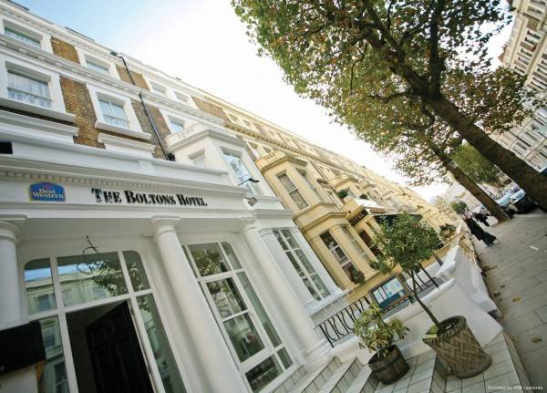 Hotel The Best Western Boltons London Kensington