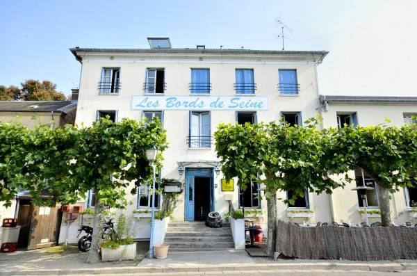 Hotel Les Bords de Seine Logis
