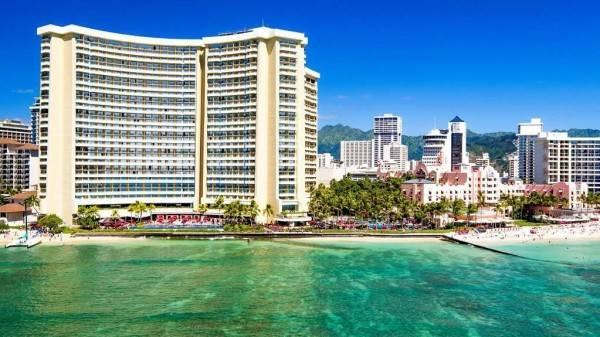 Hotel Sheraton Waikiki