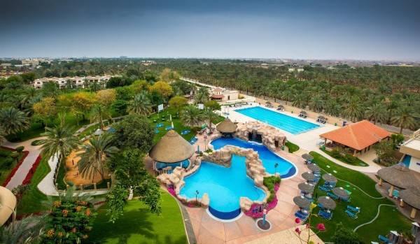 Hotel Danat Al Ain Resort
