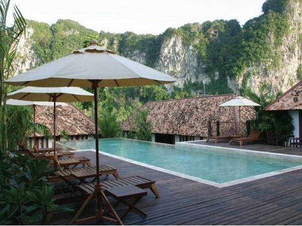 Hotel The Cliff Ao Nang Resort