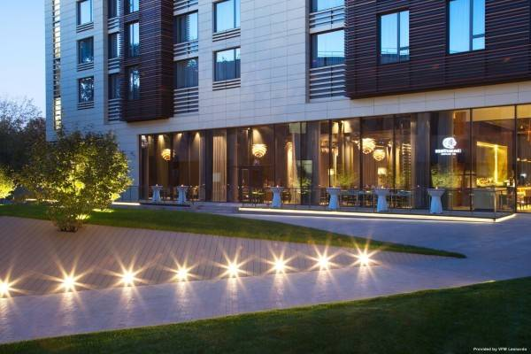 Hotel DoubleTree by Hilton Moscow - Marina