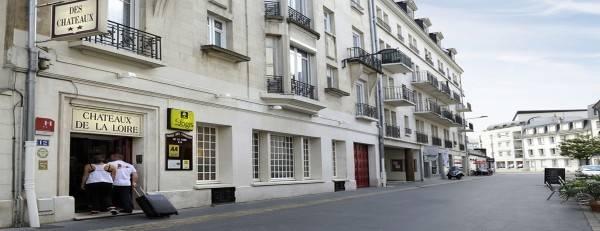 Hotel Des Chateaux de la Loire Logis