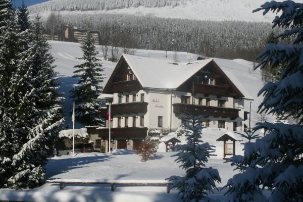 Hotel Martin a Kristyna