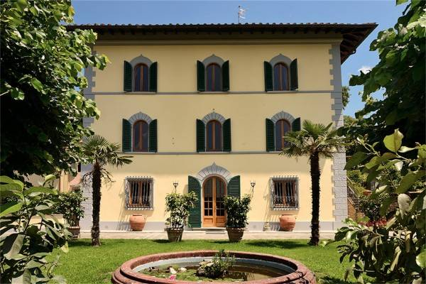 Hotel Villa Parri Historic Charming Residence in Tuscany
