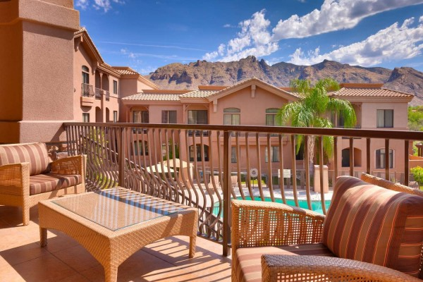 Hotel Embassy Suites by Hilton Tucson Paloma Village