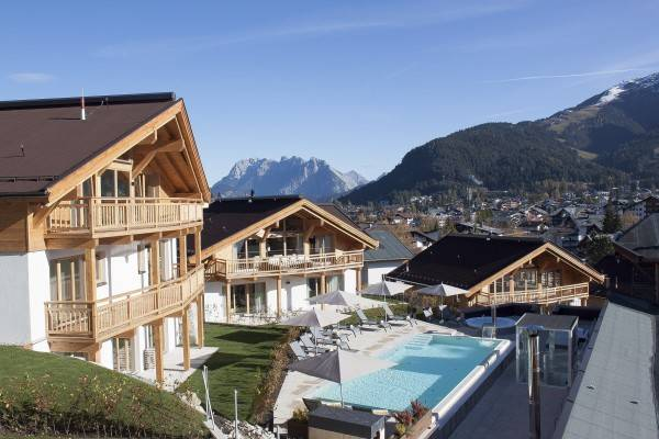 St. Peter Hotel & Chalets