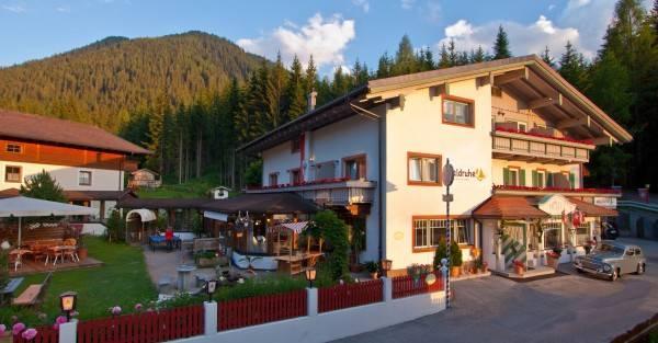Waldruhe Das kleine Ferienhotel