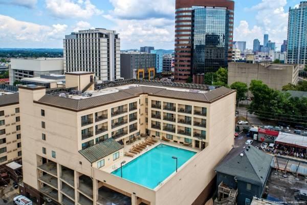 Hotel Courtyard Nashville Vanderbilt/West End