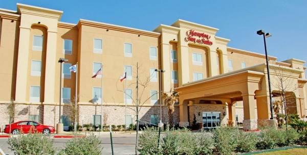 Hampton Inn - Suites San Antonio-Northeast I-35 TX