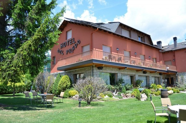 Hotel del Prado