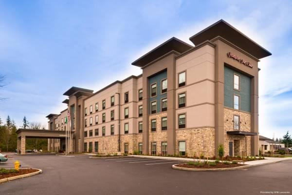 Hampton Inn - Suites Olympia Lacey WA