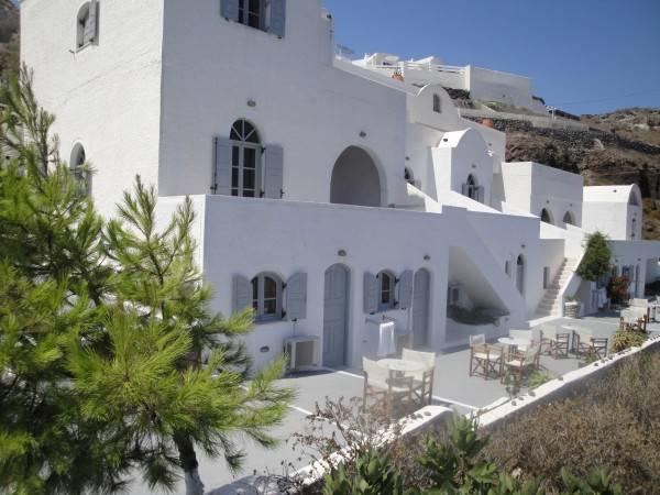 Hotel Kokkinos Villas