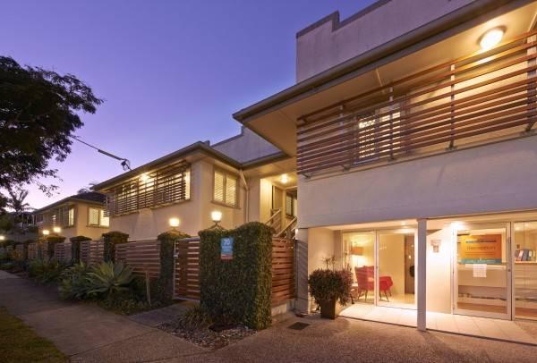 Hotel Brisbane Street Studios