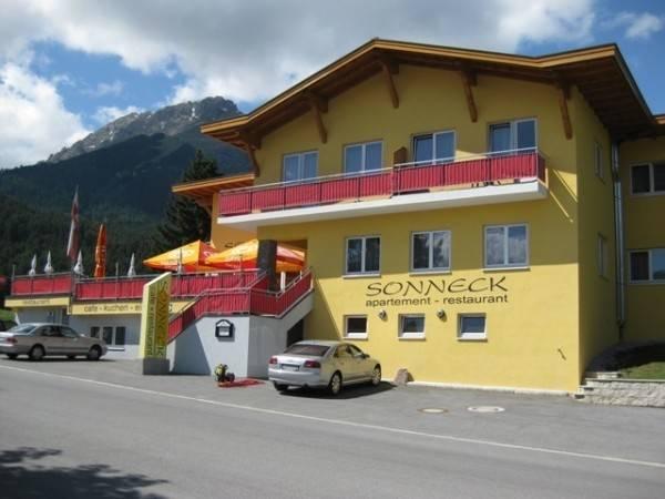 Hotel Appartementhaus Sonneck