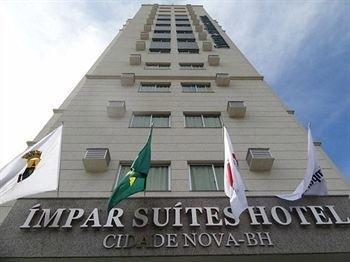 Hotel Impar Suites Cidade Nova