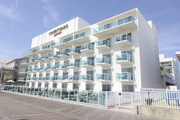 Hotel Courtyard Ocean City Oceanfront
