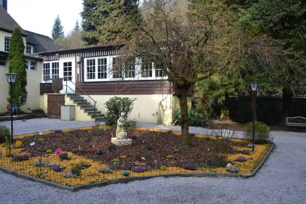 Waldhotel-Apartment Lemberg