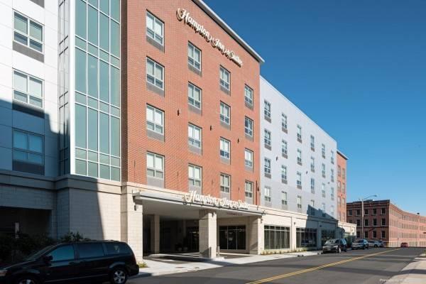 Hampton Inn & Suites-WorcesterMA