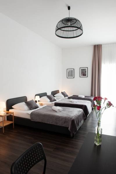 Hotel Apartment City Lenaustraße