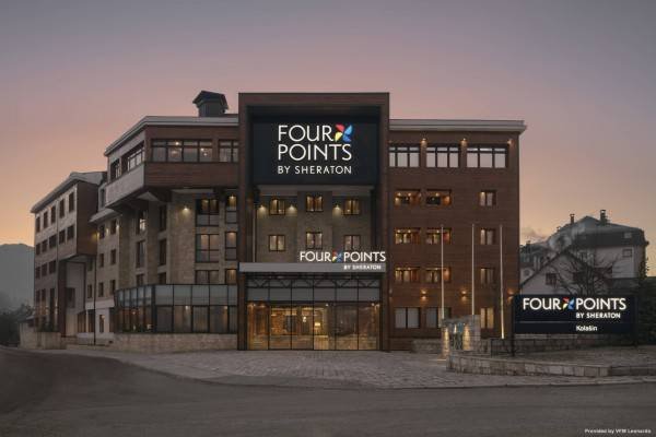 Hotel Four Points by Sheraton Kolasin
