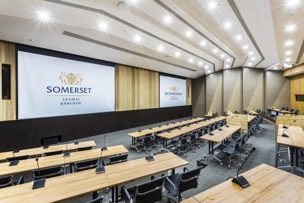 Hotel Somerset Ekamai Bangkok Somerset Ekamai Bangkok