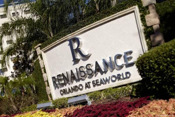 Hotel Renaissance Orlando at SeaWorld®