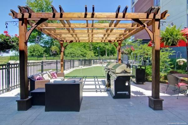 Hotel Homewood Suites by Hilton Ajax Ontario Canada