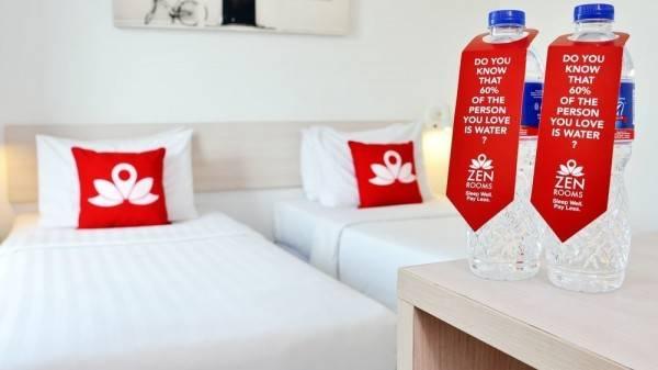 Hotel ZEN Rooms Soi Sribumphen