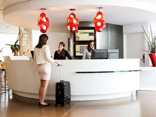Hotel Novotel Suites Marseille Centre Euroméd