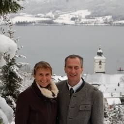 Aberseeblick - Pension Ellmauer am Wolfgangsee