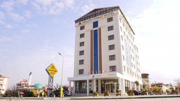 Hotel Grand Itimat