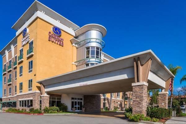 Hotel Comfort Suites Ontario Convention Center
