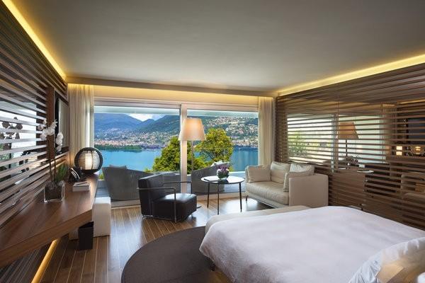 Hotel THE VIEW Lugano